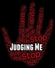 Stop Judging: A LentenFast