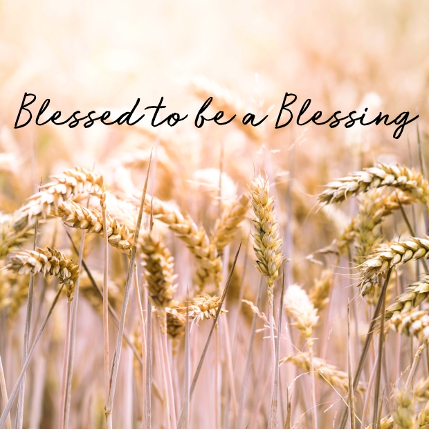 Blessed Bulletin Cover