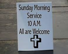 All Are Welcome. Really?